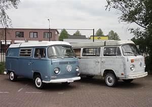 Vw Bus T2 Camper Us