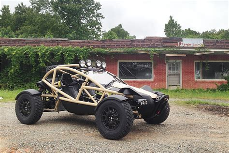 Ariel Nomad Off-roader Now Available In The Us For ,200