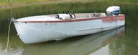Aluminum Fishing Boat Restoration by Boat Restoration Advice 68 Lone Star 16 Aluminum The