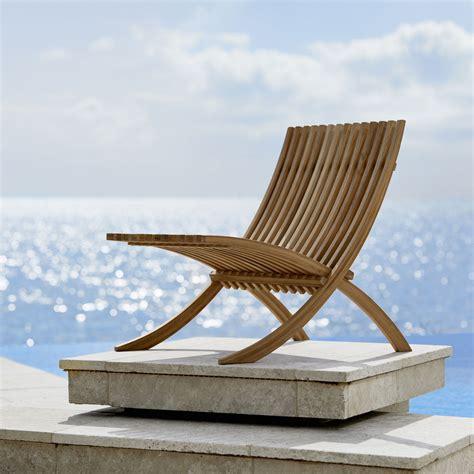 skargaarden nozib lounge chair luxury outdoor living