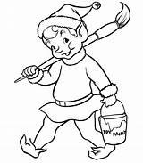 Elf Shelf Coloring Pages Elves Sheets Printable Christmas Adults Print Malvorlagen Drawing Bilder Sheet Malbilder Chippy Santa Tiere Malen Ausdrucken sketch template