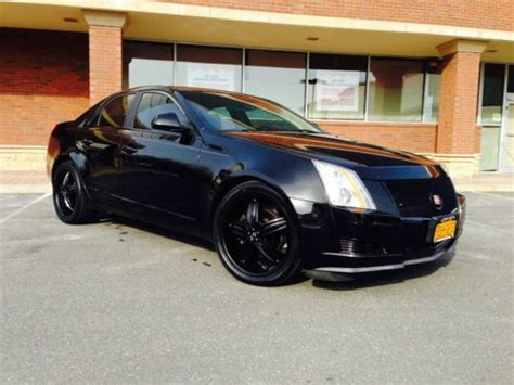 find used 2009 cadillac cts immaculate in and out all