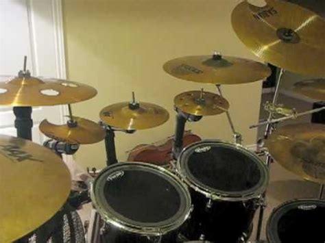 clutch set drum rack