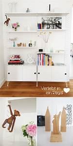 String Regal Ikea : mein neues string regal und warum billy keine chance hatte 23qm stil ~ Markanthonyermac.com Haus und Dekorationen