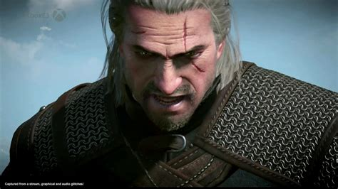 geralt the white wolf at the witcher nexus mods and community