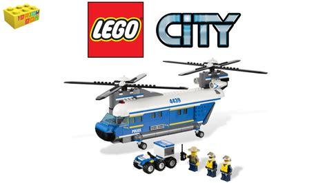 lego city 4439 heavy lego city heavy lift helicopter 4439 review