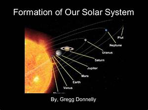 U0026quot Formation Of Our Solar System U0026quot