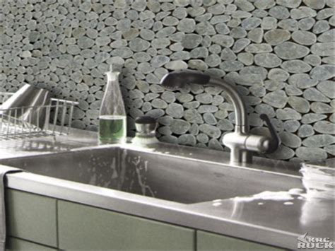 sliced pebble tiles uk the 119 best images about backsplash ideas pebble and