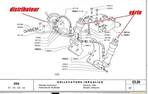 siege tracteur renault someca 350 s relevage arrière qui sautille