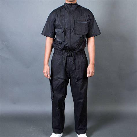 army jumpsuit adidas y 3 space jumpsuit black