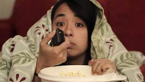 Crazy Things You Do After Watching A Scary Movie - YouTube