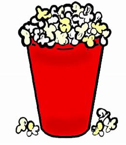 Red Popcorn Cliparts | Free Download Clip Art | Free Clip ...