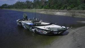 Jon Boat  Jon Boat Stabilizer