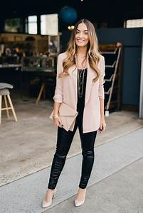 15 Outfits You Can Wear with Longsleeve Boyfriend Blazer - Outfit Ideas HQ