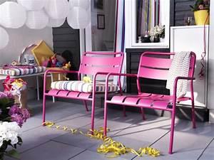 Mobilier Jardin Ikea : best with chaise de jardin ikea ~ Teatrodelosmanantiales.com Idées de Décoration