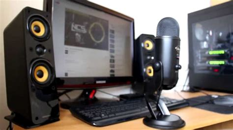 """Creative T40 Gigaworks Ii """"review"""" With Testing  Youtube"""