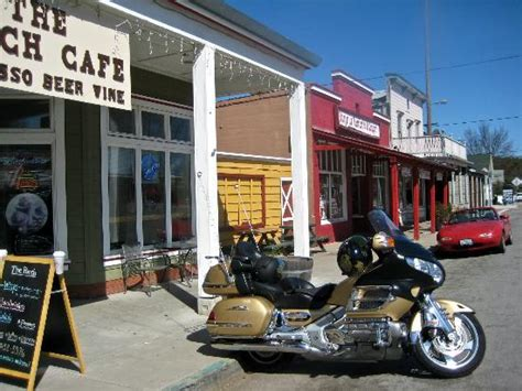 the porch cafe town of santa margarita and the porch picture of the