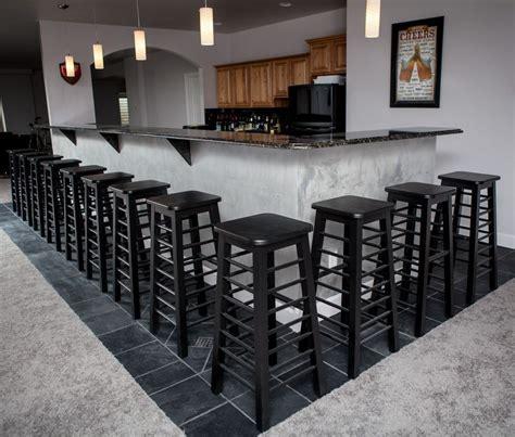 Modern Bar by Made Black Modern Bar Stools By Colorado