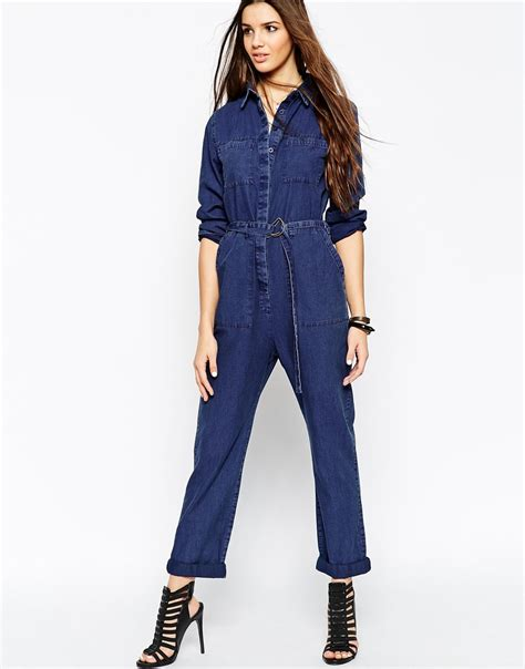 10 denim jumpsuits for summer the