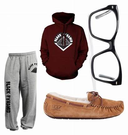 Outfits Lazy Polyvore Sick Outfit Comfy Clothes