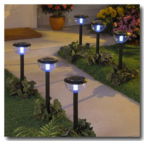 solar yard lights images
