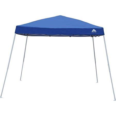 ozark trail canopy ozark trail 10x10 slant leg instant canopy gazebo shelter