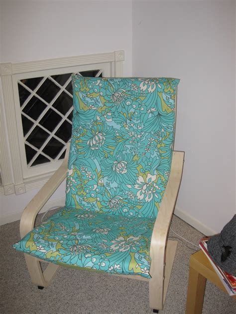 ikea poang chair cushion pattern ikea chair cover sewing projects burdastyle