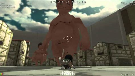 Shingeki No Kyojin Game Attack On Titan Game Browser