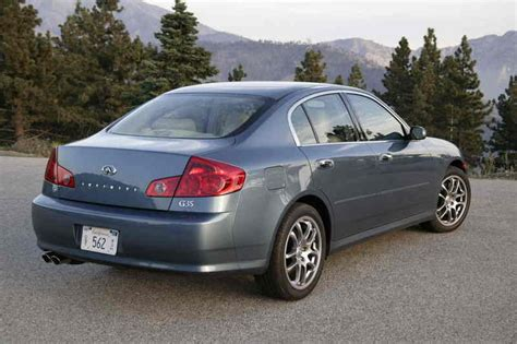 2006 Infiniti G35 Review by 2006 Infiniti G35 Review Top Speed