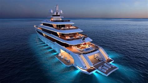top  biggest superyacht launches