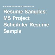 resume entry level and projects on