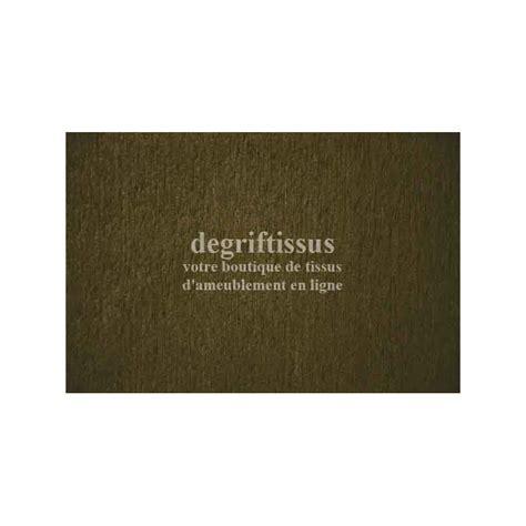 Tissu Tapisserie by Tissu Ameublement Tapisserie Verte Tissu Uni Hauts De