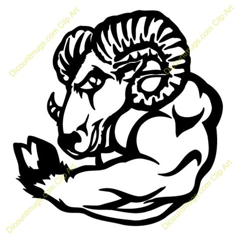 Ram Clipart Rams Clipart Clipground