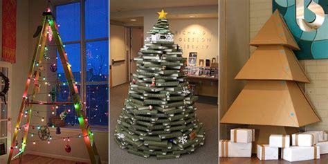 christmas tree alternatives ideas 20 alternative christmas tree ideas