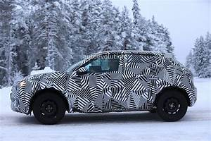 Ds 3 Crossback : ds3 crossback reveals pop out door handles in arctic road spyshots autoevolution ~ Medecine-chirurgie-esthetiques.com Avis de Voitures