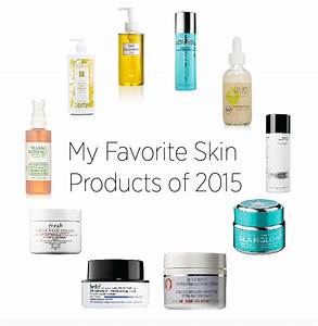 My Favorite Skin Products Of 2015   My Skin Struggles