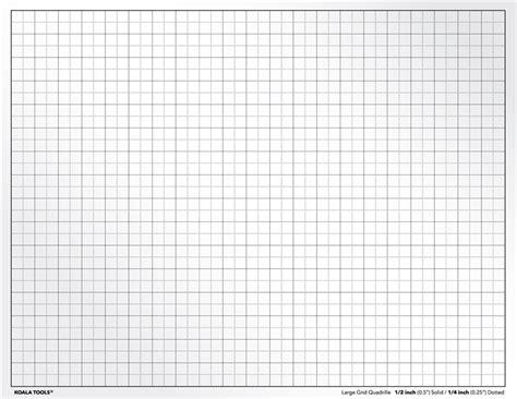 quadrille grid transparency sheet