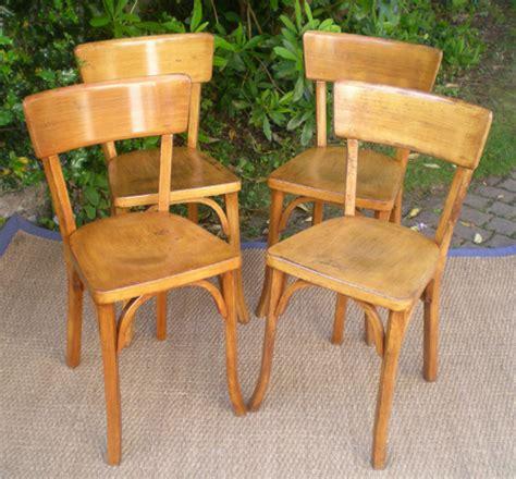 chaise de bistrot anciennes chaises de bistrot baumann