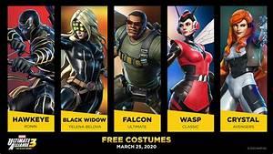 Marvel, Ultimate, Alliance, 3, Reveals, Free, Dlc, Skins