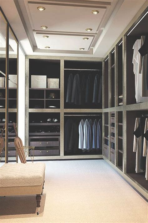 pinspiration 35 masculine closets dressing rooms