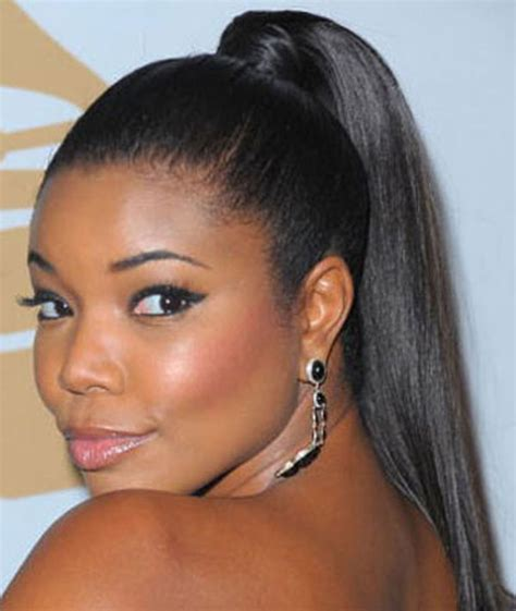 Black Ponytail Hairstyles by Ponytail Hairstyles For All Hair Lengths The Xerxes