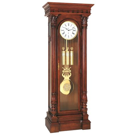 prestige mahogany grandfather clock grandfather clocks cookes furniture