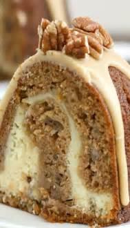 Apple Bundt Cake with Cream Cheese