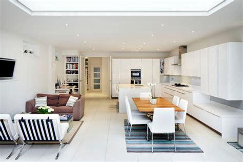 kitchen and living room design ideas ラグレイアウト リビングソファを中心としたラグマットの配置例40選