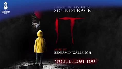 IT - You'll Float Too - Benjamin Wallfisch (Official Video ...