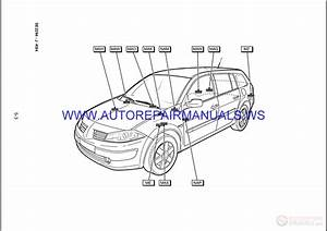 Renault Megane Scenic Service Wiring Diagram Download