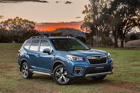 2019 Subaru Forester by 2019 Subaru Forester Review Ozroamer