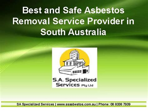 safe asbestos removal service provider  south