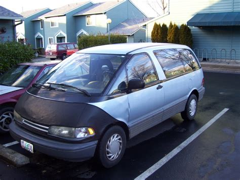 raven  toyota previa specs  modification