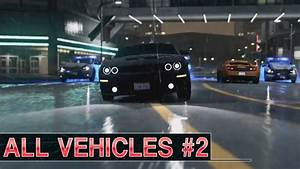 Watch Dogs - All Vehicles  Part 2
